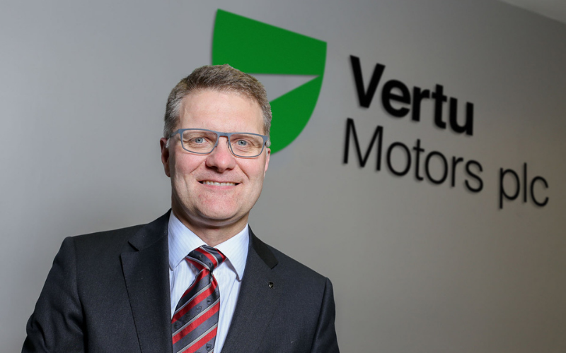 Nottingham Acquisition for Vertu Motors