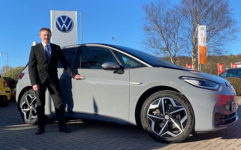 Electric Vehicle Accreditation For Vertu Volkswagen Skipton
